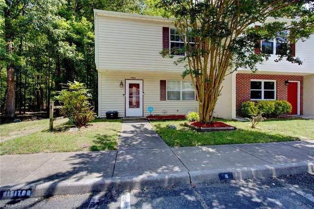 16 Otsego Dr, Newport News, VA 23602 (#10396325) :: Team L'Hoste Real Estate