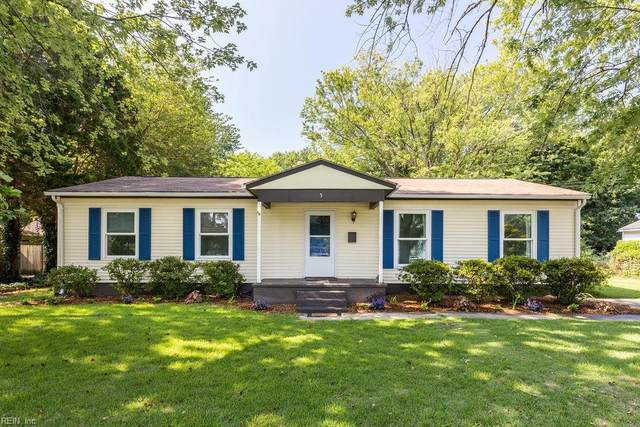 5 Roosevelt Dr, Newport News, VA 23608 (#10396339) :: Berkshire Hathaway HomeServices Towne Realty