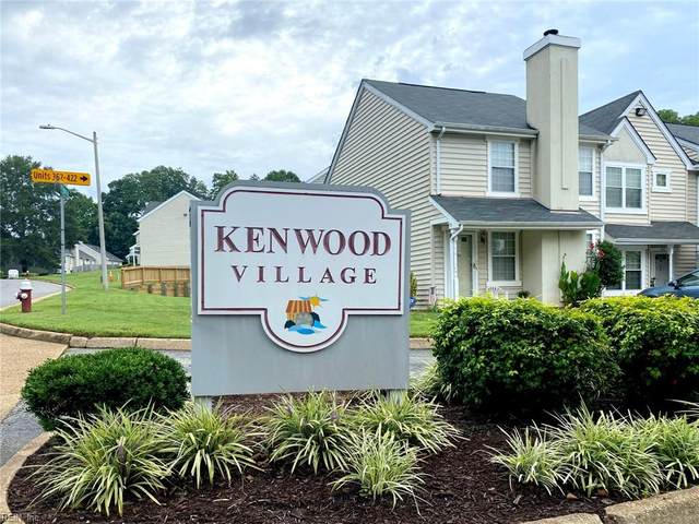 394 Rivers Ridge Cir, Newport News, VA 23608 (#10396360) :: Berkshire Hathaway HomeServices Towne Realty
