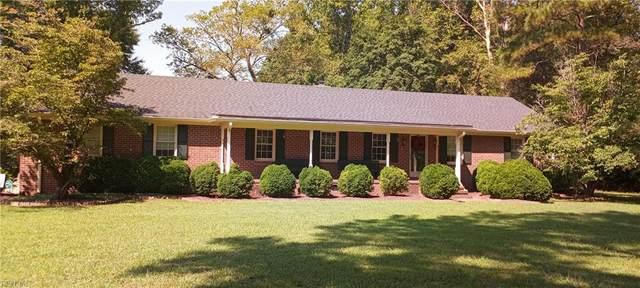 24280 Indian Town Rd, Southampton County, VA 23837 (#10396396) :: The Kris Weaver Real Estate Team
