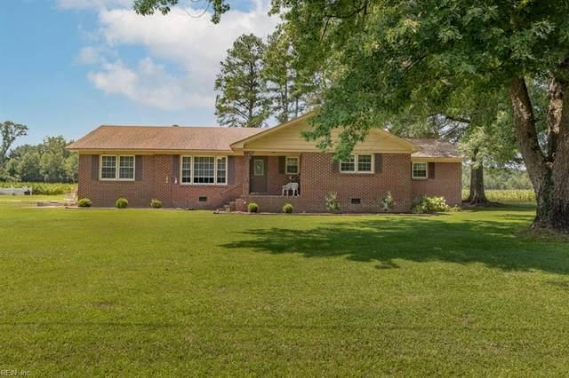 17368 Johnsons Mill Rd, Southampton County, VA 23878 (#10396465) :: Rocket Real Estate