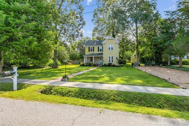 160 Church St, Surry County, VA 23883 (#10396468) :: Berkshire Hathaway HomeServices Towne Realty