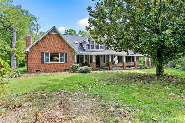 5278 Carsley Rd, Surry County, VA 23890 (#10396469) :: RE/MAX Central Realty