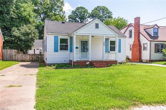 463 E Bayview Blvd, Norfolk, VA 23503 (#10396491) :: Berkshire Hathaway HomeServices Towne Realty