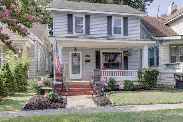 1617 Mcdaniel St, Portsmouth, VA 23704 (#10396502) :: Berkshire Hathaway HomeServices Towne Realty