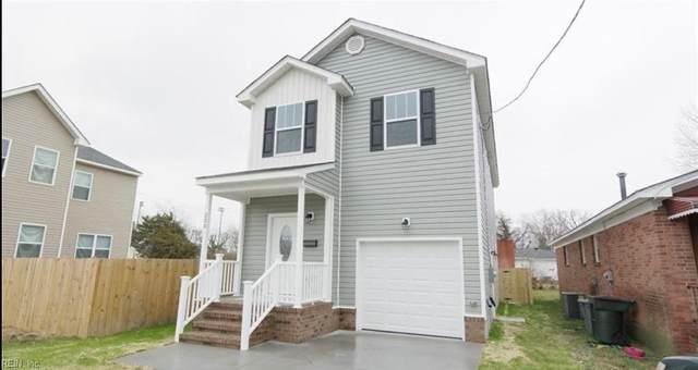 236 Patterson Ave, Hampton, VA 23669 (#10396505) :: Atlantic Sotheby's International Realty