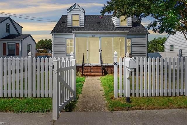 51 W Hygeia Ave, Hampton, VA 23663 (#10396513) :: Verian Realty