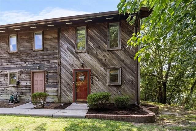 1422 Amelia Ave, Portsmouth, VA 23707 (#10396556) :: The Kris Weaver Real Estate Team