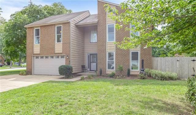 2101 Cocoa Cir, Virginia Beach, VA 23454 (#10396557) :: Berkshire Hathaway HomeServices Towne Realty