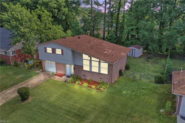 546 Briar Hill Rd, Norfolk, VA 23502 (#10396561) :: Rocket Real Estate