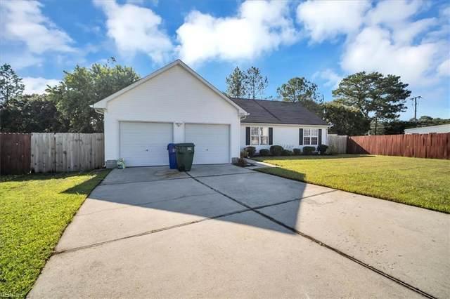 1802 Savoy Ct, Suffolk, VA 23434 (#10396599) :: Team L'Hoste Real Estate