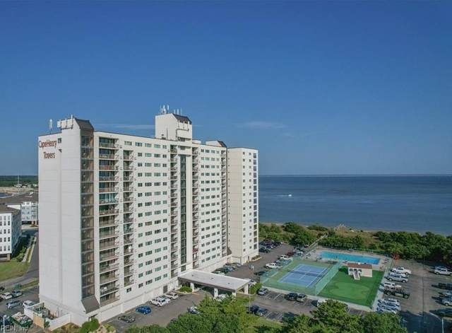3288 Page Ave #502, Virginia Beach, VA 23451 (#10396612) :: RE/MAX Central Realty