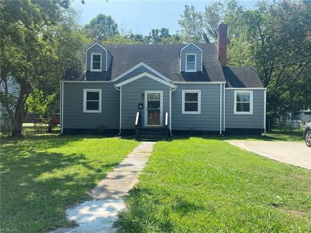 12 Old Fox Hill Rd, Hampton, VA 23669 (#10396624) :: Atlantic Sotheby's International Realty
