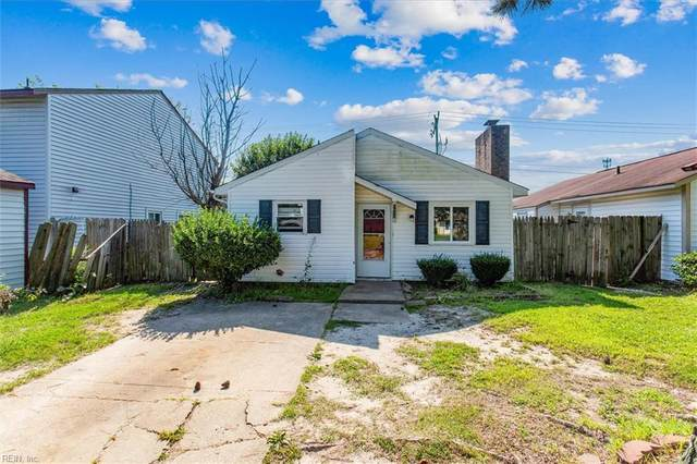 3825 Sugar Creek Cir, Portsmouth, VA 23703 (#10396625) :: Austin James Realty LLC