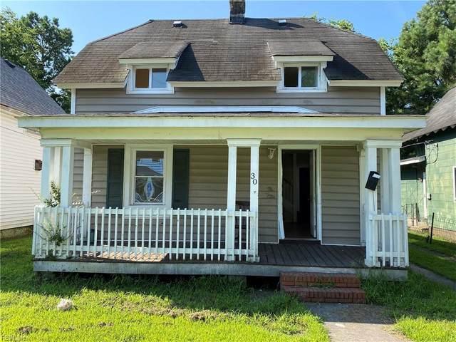 30 Hobson St, Portsmouth, VA 23704 (#10396634) :: Austin James Realty LLC