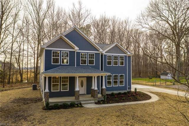 LOT 9 Tylers Beach Rd, Isle of Wight County, VA 23430 (#10396656) :: The Kris Weaver Real Estate Team