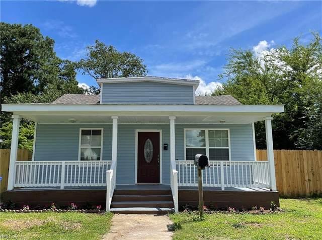 2717 Nashville Ave, Portsmouth, VA 23704 (#10396690) :: Atlantic Sotheby's International Realty