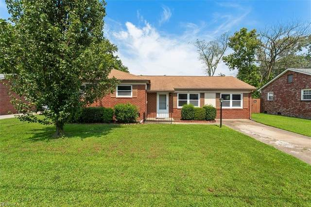 65 Longwood Dr, Hampton, VA 23669 (#10396692) :: Team L'Hoste Real Estate