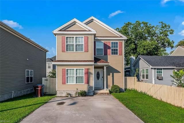 1407 Riddick St, Chesapeake, VA 23321 (#10396713) :: RE/MAX Central Realty