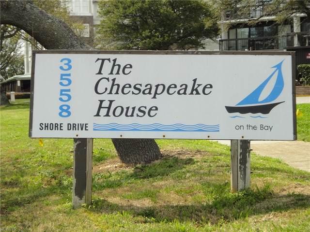 3558 Shore Dr #308, Virginia Beach, VA 23455 (#10396781) :: Berkshire Hathaway HomeServices Towne Realty