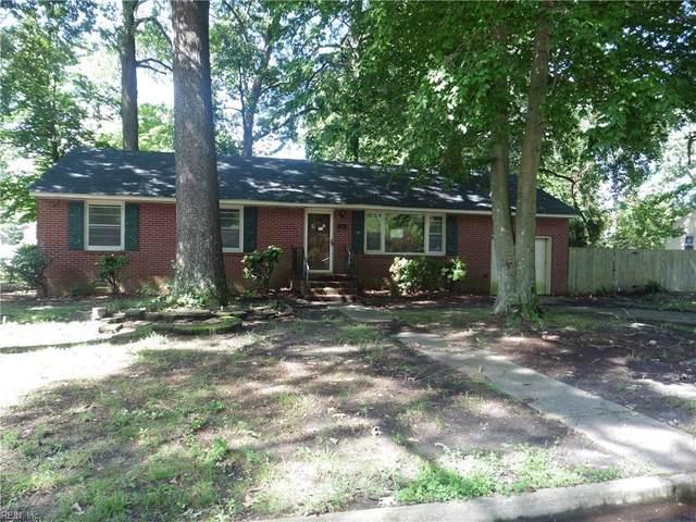 35 Rutledge Rd, Newport News, VA 23601 (#10396788) :: Berkshire Hathaway HomeServices Towne Realty