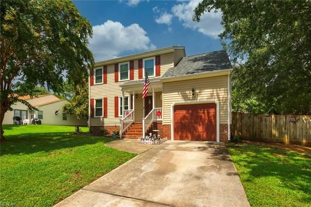 140 Canterbury Rn, Newport News, VA 23602 (#10396823) :: Berkshire Hathaway HomeServices Towne Realty