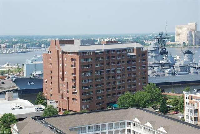 215 Brooke Ave #807, Norfolk, VA 23510 (#10396833) :: The Kris Weaver Real Estate Team