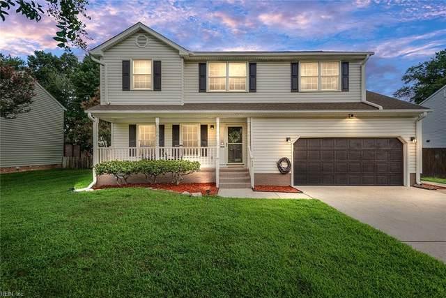 112 Richard Rn, York County, VA 23693 (#10396874) :: The Kris Weaver Real Estate Team