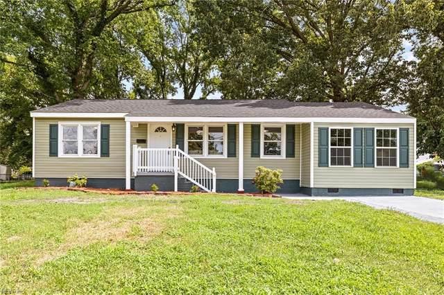 17 Greenwood Dr, Hampton, VA 23666 (#10396926) :: Austin James Realty LLC