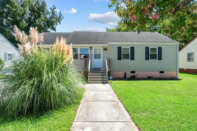 865 Wolcott Ave, Norfolk, VA 23513 (#10397001) :: The Kris Weaver Real Estate Team
