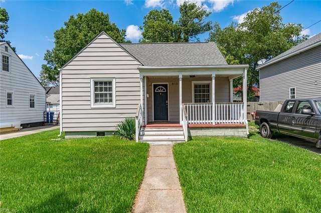 815 Hughes Ave, Chesapeake, VA 23324 (#10397050) :: Rocket Real Estate