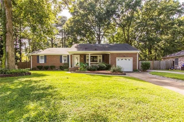 4110 Forresthills Dr, Portsmouth, VA 23703 (#10397054) :: Team L'Hoste Real Estate