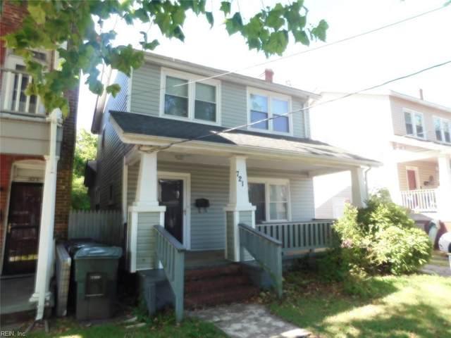 721 E 28th St, Norfolk, VA 23504 (MLS #10397080) :: AtCoastal Realty