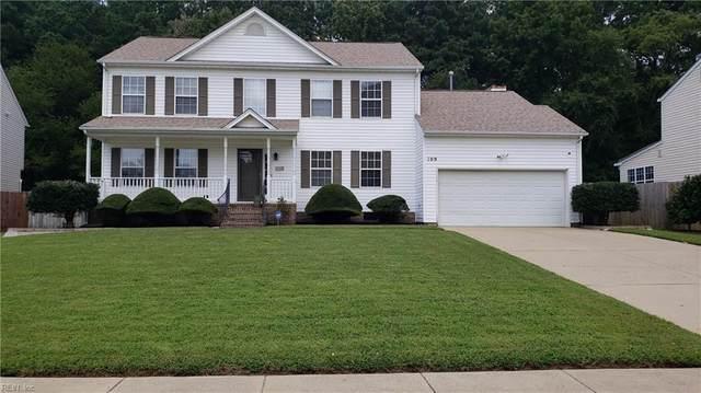 109 Flinton Dr, Hampton, VA 23666 (#10397088) :: Berkshire Hathaway HomeServices Towne Realty