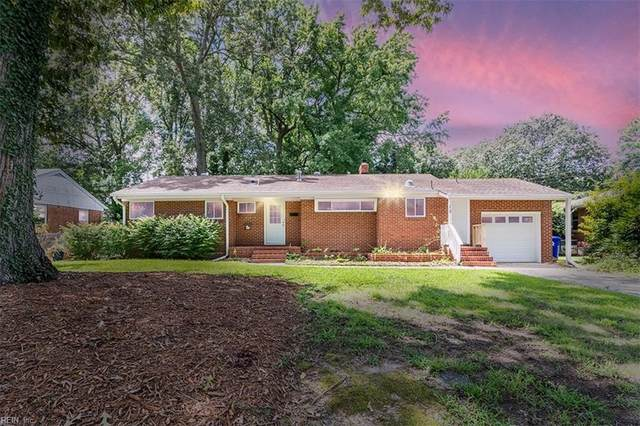12 Paddock Dr, Newport News, VA 23606 (#10397137) :: Berkshire Hathaway HomeServices Towne Realty