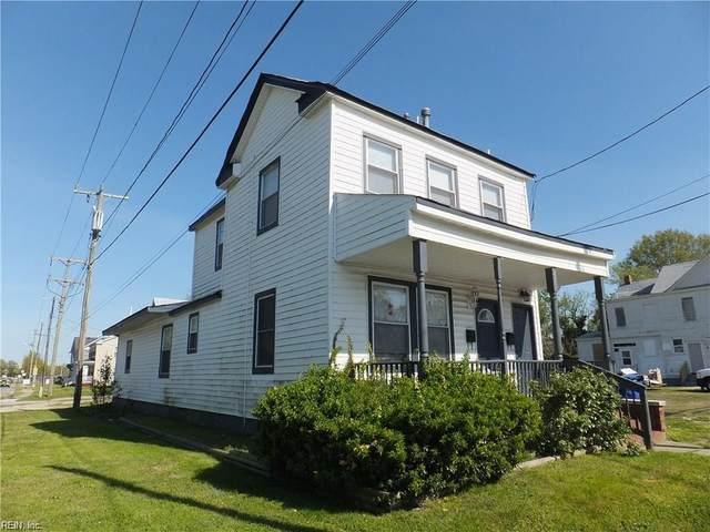 401 Constitution Ave, Portsmouth, VA 23704 (#10397172) :: Atlantic Sotheby's International Realty