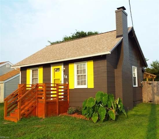 14 Bonita Dr, Hampton, VA 23664 (#10397222) :: Atlantic Sotheby's International Realty