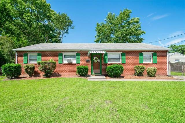 463 Dumont Cir, Hampton, VA 23669 (#10397235) :: Austin James Realty LLC