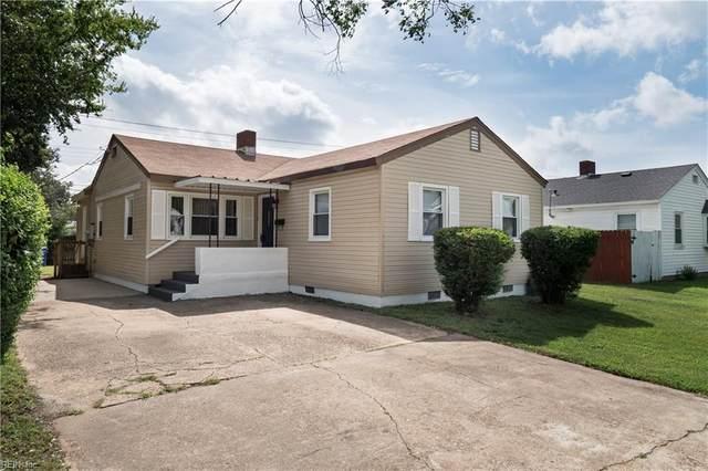 8020 Diggs Rd, Norfolk, VA 23505 (#10397251) :: The Kris Weaver Real Estate Team