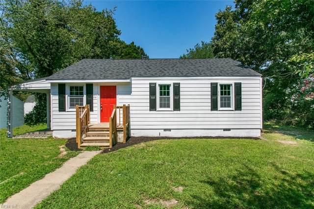 712 Adams Rd, James City County, VA 23185 (#10397284) :: Tom Milan Team
