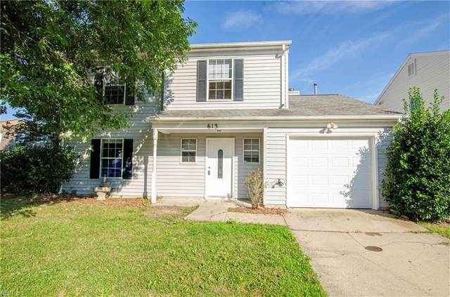 613 Mclaw Dr, Newport News, VA 23608 (#10397294) :: Berkshire Hathaway HomeServices Towne Realty