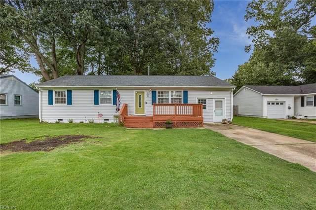 820 Burton St, Hampton, VA 23666 (#10397297) :: Berkshire Hathaway HomeServices Towne Realty