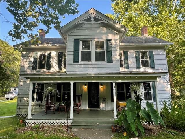 1301 Ridgefield Rd, Mathews County, VA 23109 (#10397301) :: Atlantic Sotheby's International Realty
