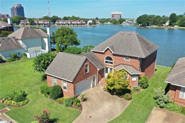 22 Brough Ln, Hampton, VA 23669 (#10397304) :: Berkshire Hathaway HomeServices Towne Realty