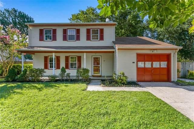 135 Fairmont Dr, Hampton, VA 23666 (#10397309) :: Team L'Hoste Real Estate