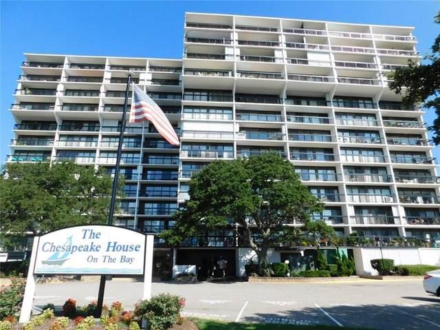 3558 Shore Dr #505, Virginia Beach, VA 23455 (#10397319) :: Berkshire Hathaway HomeServices Towne Realty