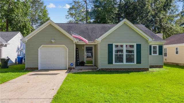 484 Wyn Dr, Newport News, VA 23608 (#10397380) :: Berkshire Hathaway HomeServices Towne Realty