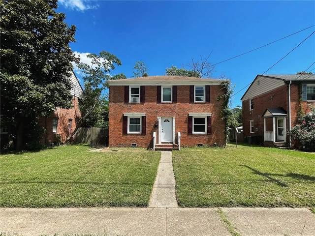140 Clyde St, Hampton, VA 23669 (#10397381) :: The Kris Weaver Real Estate Team
