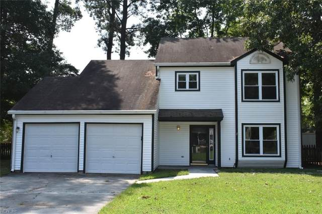 10 Alton Ct, Hampton, VA 23669 (MLS #10397382) :: Howard Hanna Real Estate Services
