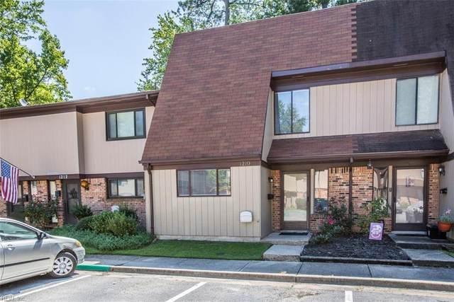 1210 Willow Green Dr, Newport News, VA 23602 (#10397388) :: Atlantic Sotheby's International Realty